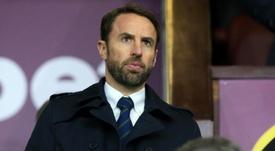 Southgate promove quatro estreias na Seleção Inglesa. AFP