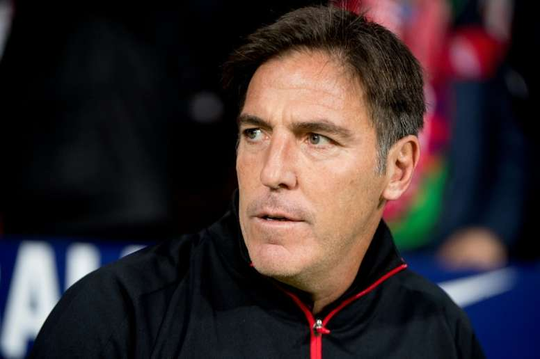 Berizzo was sacked by Bilbao in December. AFP