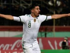 Kenya get surprise draw in Egypt as five-goal Algeria bury Zambia. AFP