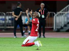 Talisca enjoyed a fine CSL debut. AFP