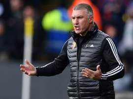 Pearson fearful of fatality if Premier League season resumes. AFP