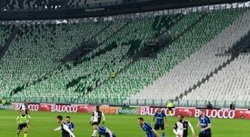 Deux joueurs de la Juventus dans le viseur de MU. afp