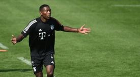 Madrid et Barcelone veulent récupérer Alaba. AFP