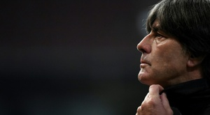Joachim Low is upset at Germany's lack of leadership. AFP