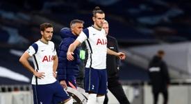 Mourinho defendió a Bale. AFP