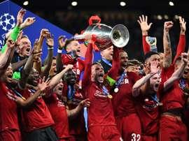 La UEFA designa Lisboa para la fase final de Champions. AFP