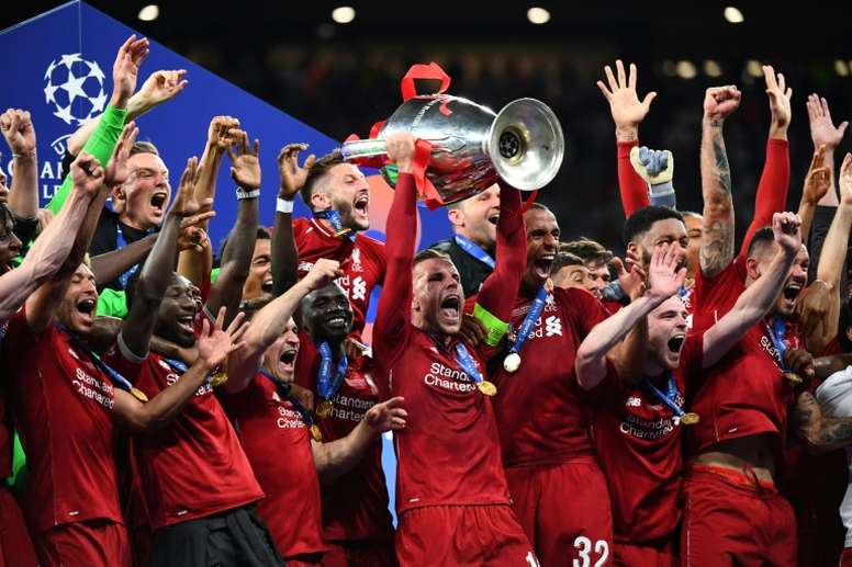 'Bild': Champions League final to be in Lisbon. AFP