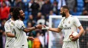 Il Real Madrid ritrova i tre punti in campionato. AFP