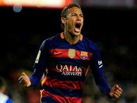 Como o Barça poderia bancar o retorno de Neymar. AFP