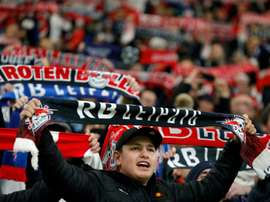 Red Bull Leipzig e Austria Viena confirmaram transferência de promessa. AFP