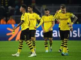 Opération départ au Borussia Dortmund. AFP