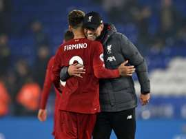 Klopp never lost faith in Firmino. AFP