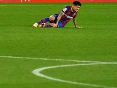 Barca's Coutinho out for three months. AFP