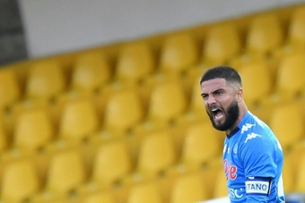 Insigne is wanted by many clubs. AFP