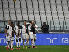 'Sad to play' in empty stadium, says Juventus chief