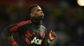 Pogba wants to leave Man Utd. AFP