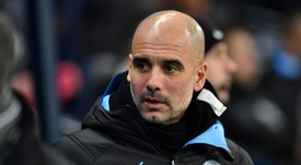 Pep Guardiola has reiterated his calls for FA Cup replays to be scrapped. AFP