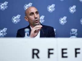Le nouvel entraîneur de l'Espagne Robert Moreno. EFE