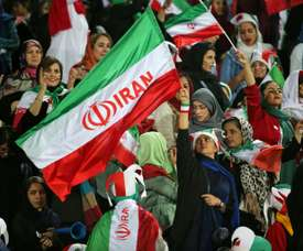 Infantino planning Iran visit for game with female fans. AFP