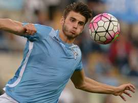 Hoedt has agreed a five-year deal with Southampton. AFP