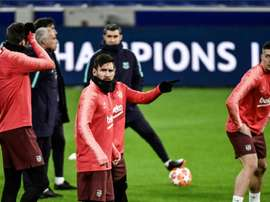 Barcelona wary of weakened Lyon as they look to exorcise ghost of Rome