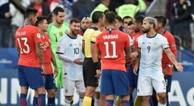 L'Argentina conquista un posto nel podio della Copa America. AFP