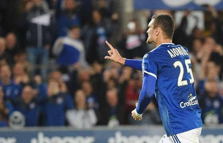 Strasbourg strike late to stop Nantes topping Ligue 1