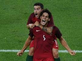 Paciência é chamado à seleção portuguesa. AFP