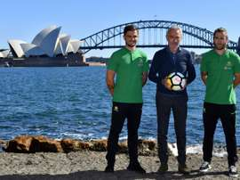 Hibs striker Maclaren axed from Australia World Cup squad