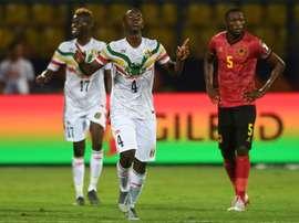 Les compos probables du match de CAN entre le Mali et la Côte d'Ivoire. AFP