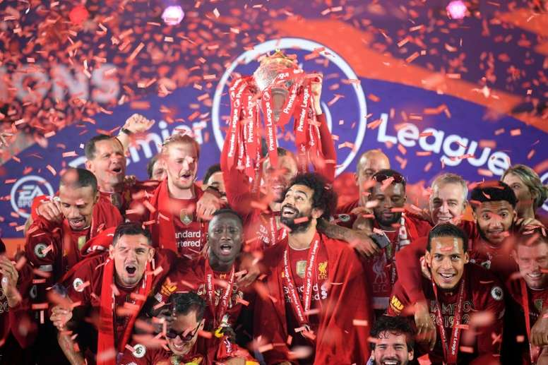 The new Premier League season will begin on 12th September. AFP