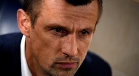 Zenti boss Sergei Semak wants the Russian Premier League title. AFP