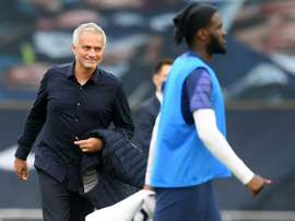 Mourinho targets third Europa League title with Spurs next season. AFP