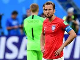 Kane assapora la scarpa d'oro del Mondiale. AFP