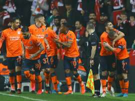 Turkish title-winners aiming to unsettle Champions League elite. AFP