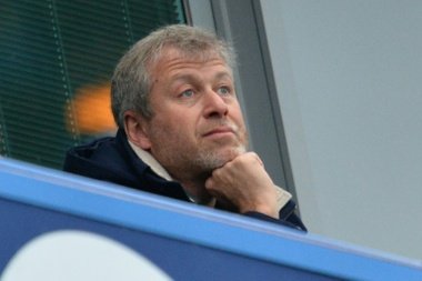 Abramovich quiere un nuevo director deportivo. AFP