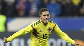 Quintero could return to Europe. AFP
