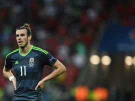 Bale is struggling with injury problems. AFP