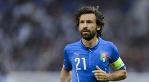 OFFICIEL : Pirlo, nouvel entraîneur de la Juventus. AFP