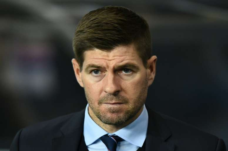 Rangers manager Steven Gerrard has made seven signings already ahead of next season. AFP