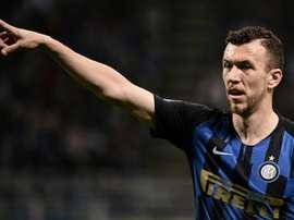 Perisic já teria realizado exames médicos no Bayern de Munique. AFP