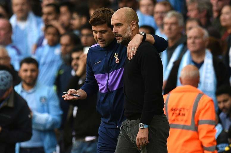 Guardiola on VAR: They have to fix it! AFP