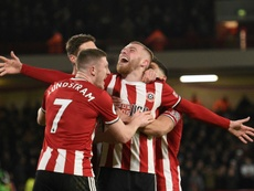 Sheffield United shake up Premier League's top six