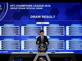 Shenhua face a tough test in the 2018 Asian Champions League. AFP