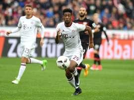 Le Bayern s'est baladé en match amical. AFP