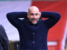 Pep thinks City are undervalued. AFP