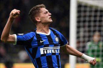 Esposito riparte in prestito.AFP