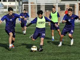 Japanese footballers are flocking to Montenegro. AFP