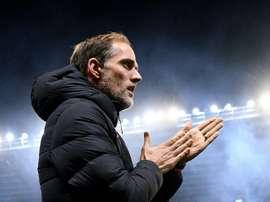 Tuchel al Chelsea. AFP