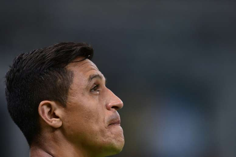 Alexis, included in the six worst Premier League signings since 2009. AFP